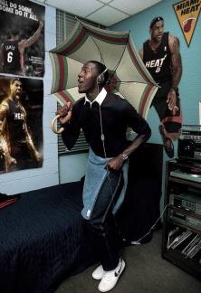 Jordan dance party