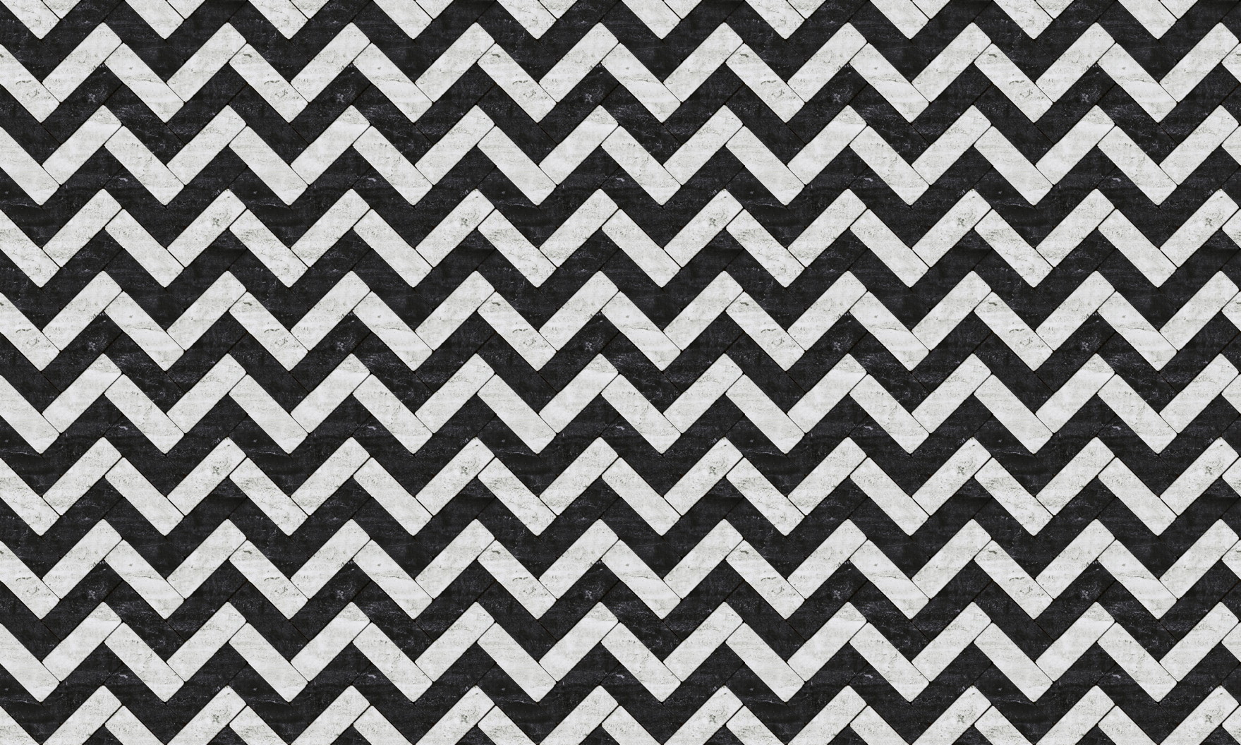 Black And White Flooring Black And White Marble Tile Chevron The Lions Share